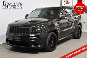 2013 Jeep Grand Cherokee SRT8**JAMAIS ACCIDENTÉ** 8 MAGS**TOIT O