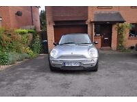 MINI ONE VERY NICE SILVER COLOUR Black Roof