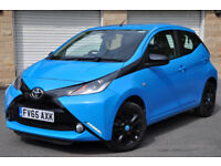 2016 TOYOTA AYGO X CITE 2 NOT YARIS CITROEN C1 C3 PEUGEOT 207 208 107 108 RENAULT CLIO VW UP POLO