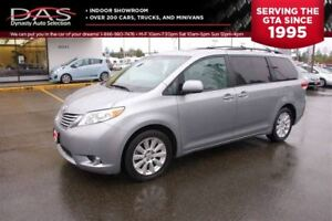 2012 Toyota Sienna LE AWD LEATHER/POWER DOORS/LOADED