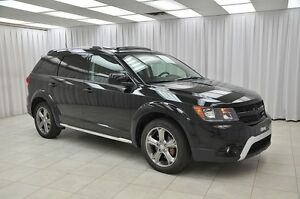 2016 Dodge Journey CROSSROAD 7-PASS AWD SUV w/ BLUETOOTH, NAV, H