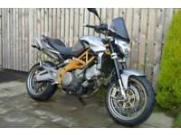 Aprilia Shiver 750 - May Swap for 4x4/AWD or Estate Vehicle