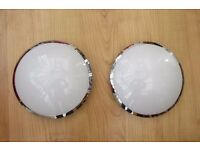 Circular Wall Lights 30 cms diameter