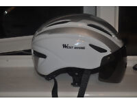 BICYCLE SAFETY HELMET BRAND NEW, SALE PRICE