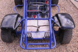 Quad bike - dune buggy - moon buggy - Honda engine