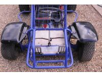 Quad bike - dune buggy - moon buggy - Honda engine