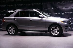 2013 Mercedes-Benz ML350 Bluetec 4matic Premium Package, Driving