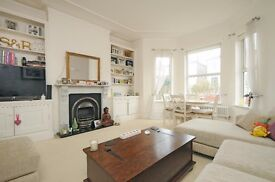 A large one double bedroom ground floor conversion flat to rent in Kingston. Park Road.