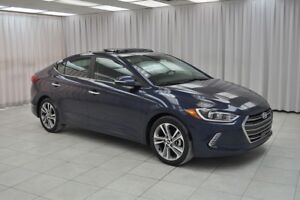 2018 Hyundai Elantra LIMITED SE SEDAN w/ BLUETOOTH, HEATED LEATH