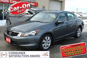 2010 Honda Accord EX-L Leather & Sunroof