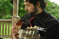Classical Guitar Lessons, Flamenco Guitar Lessons at Your Home