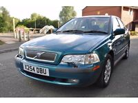 Volvo S40 1.6 XS 4dr