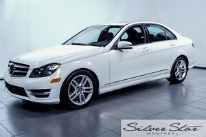 2014 Mercedes-Benz C300 4matic Sedan Avantgarde Edition Package