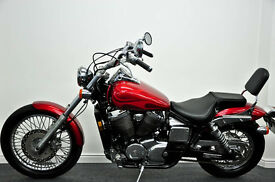 Honda Shadow Spirit 750cc Motorcycle