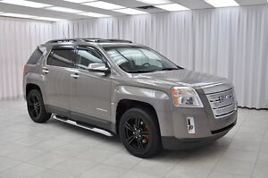"2011 GMC Terrain SLT AWD V6 SUV w/ HTD LEATHER, DUAL DVD, 18"""" B"