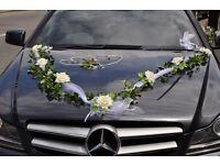 Wedding Car Decoration Ribbon Kit
