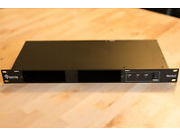 Fredenstein Bento 2 - 500 Series 2-Space Rack Chassis -Power Supply API Lunchbox