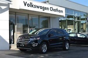 2016 Ford Edge SEL AWD Heated Leather Navigation One Owner
