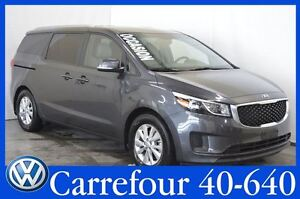 2016 Kia Sedona LX+ Sieges Chauffants+Camera de Recul 8 Pass.