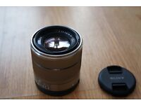 Sony E Mount 18-55mm F3.5-5.6 OSS Lens (£250+ from Online Stores/Sony)
