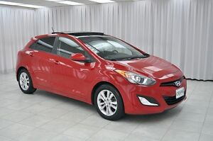 2013 Hyundai Elantra GT ECO 6SPD 5DR HATCH w/ BLUETOOTH, PANO RO