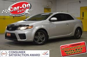 2010 Kia Forte Koup 2.0L EX AUTO A/C SUNROOF ALLOYS HEATED SEATS