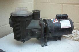 AMERICAN EAGLE ELECTRIC WATER PUMP MODEL No 382206 1.5hp