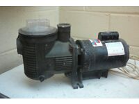 AMERICAN EAGLE ELECTRIC WATER PUMP MODEL No 382206 1.5hp
