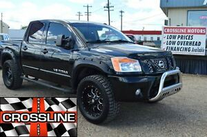 2011 Nissan Titan PRO-4X | Custom Truck | Power Options |