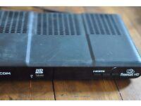 HD TV Freesat Box