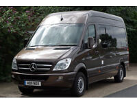 Mercedes-Benz SPRINTER 316 CDI 2.1 litre. Lady owner excellent condition