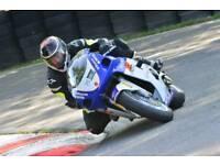 Suzuki GSXR600 X SRAD Track Bike