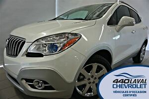 2016 Buick Encore LEATHER*AWD*TOIT*GPS*