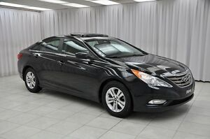 2013 Hyundai Sonata GLS SEDAN w/ BLUETOOTH, HTD SEATS, SUNROOF &