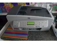 HP PRINTER and SCANNER - BOXED