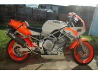 Future/modern classic Yamaha TRX 850, Low mileage (23k) Light recommision or full restoration.
