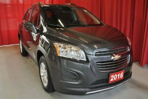 2016 Chevrolet Trax LT AWD | SUNROOF | 1.4L TURBO |