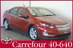 2014 Chevrolet Volt Electric Electric Hybride Impeccable !!!