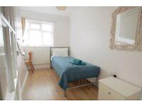 Short Let (1 month ) £550 Single Room – No deposit