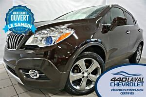 2013 Buick Encore AWD*CAMERA RECUL*MAGS 18 PO*