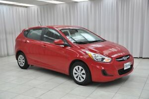 2017 Hyundai Accent GL 5DR HATCH w/ BLUETOOTH, HEATED SEATS, POW