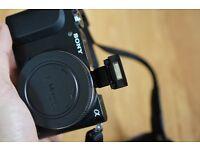 Sony NEX-3N Digital Camera Black (Only 682 Shots Taken) - Camera Body Only
