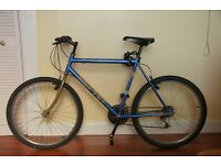 "BARGAIN!! 21"" Bike in good condition Collection only this Tuesday 30th or Wednesday 31st"
