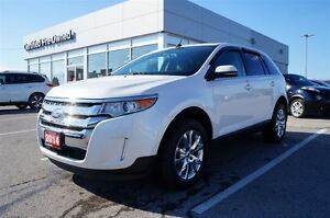 2014 Ford Edge Limited+ Blind Spot Warning