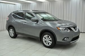 2016 Nissan Rogue 2.5SV AWD SUV w/ BLUETOOTH, PANORAMIC ROOF, 17