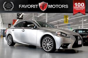 2014 Lexus IS 250 AWD LUXURY PKG | BSM | NAV | BACK-UP CAMERA