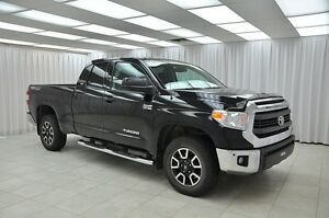 2014 Toyota Tundra SR5 5.7L iFORCE V8 TRD 4x4 4DR 5PASS DOUBLE C