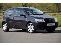 2006 Fiat Punto 1.2 8v Active 3 DOORS+12 MONTHS MOT+1 FORMER KEEPER
