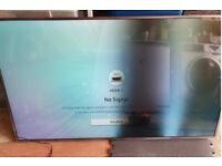 "Samsung 55"" TV - screen issue"