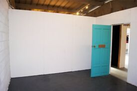 Artist Studio Space/Creative Workspace Available for Small Monthly Fee! Aprox. 200sq ft